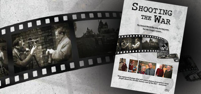 [Competition Closed] MHM Quiz: Win one of FIVE copies of 'Shooting the War'