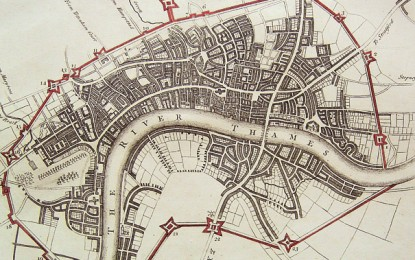 The Defence of London: AD 1642
