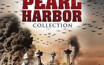 DVD Review: The Pearl Harbor Collection