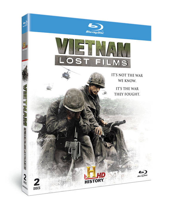 [Competition Closed] MHM Quiz: Win one of TEN copies of 'Vietnam: Lost Films'