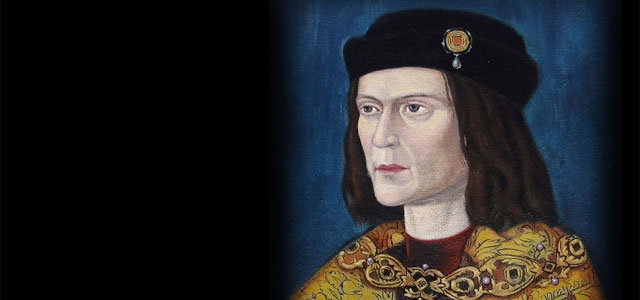 RICHARD III AT BOSWORTH