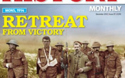 Military History Monthly – December 2012