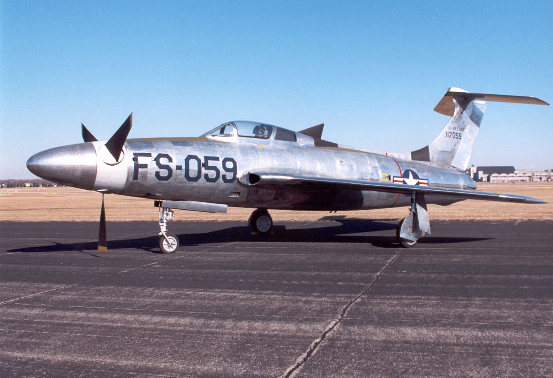 Republic XF-84H