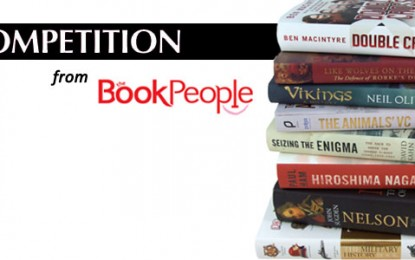 [Competition Closed] Win all of these Military History books with the Book People (RRP over £180)