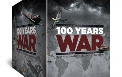 [Competition Closed] MHM Quiz: Win a copy of the '100 Years of War' box set