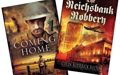 [Competition Closed] MHM Quiz: Win a copy of 'Coming Home' AND 'The Reichsbank Robbery'