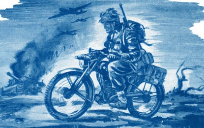 Back to the Drawing Board – The Royal Enfield Flying Flea
