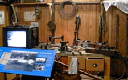 MUSEUM REVIEW – Aldershot Military Museum