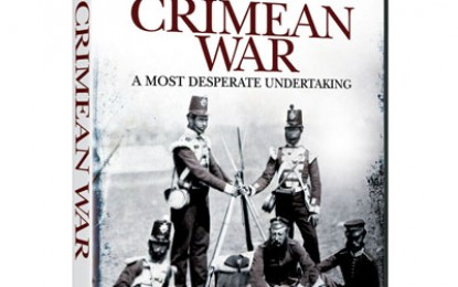 [Competition Closed] MHM Quiz: Win one of FIVE copies of 'Crimean War: a most desperate undertaking'