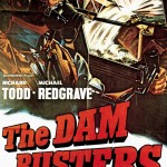 MOVIE POSTER THE DAM BUSTERS (1955)