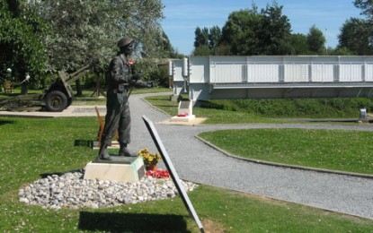 MUSEUM REVIEW – Pegasus Bridge Memorial Musuem