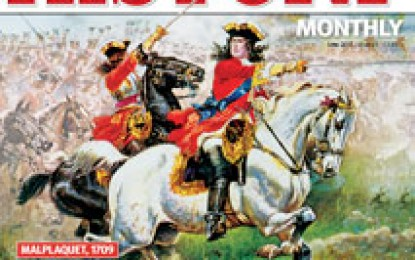 Military History Monthly issue 33 – June 2013