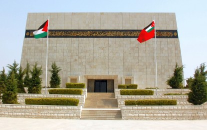 MUSEUM – The Martyrs' Memorial and Museum, Jordan