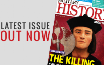 Military History Monthly issue 34 – July 2013