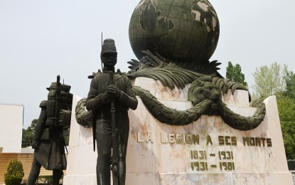 MUSEUM REVIEW – The French Foreign Legion Museum
