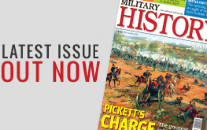 Military History Monthly issue 36 – September 2013