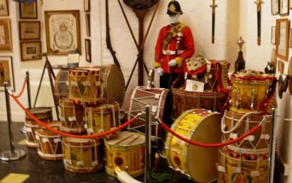 MUSEUM REVIEW – The Suffolk Regiment Museum