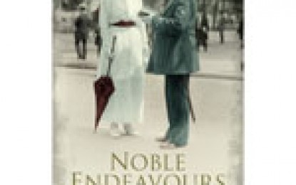 [Competition Closed] MHM Quiz – Win one of TEN copies of 'Noble Endeavours'