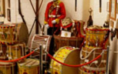 MUSEUM REVIEW – The Suffolk Regiment Museum
