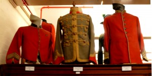 Suffolk Regiment uniforms