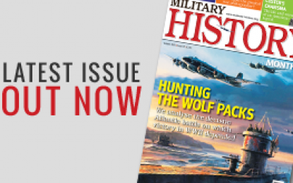 Military History Monthly issue 37 – October 2013