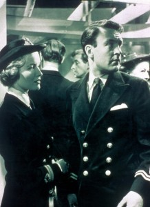Lockhart falls for a beautiful young WRNS officer (played by Virginia McKenna) who works in the Western Approaches headquarters, providing the film's principal love story.