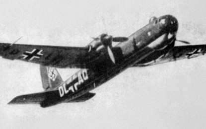 BACK TO THE DRAWING BOARD – The Heinkel He177