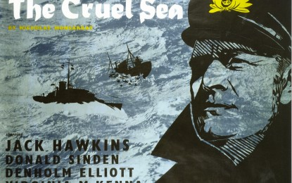 WAR ON FILM – The Cruel Sea