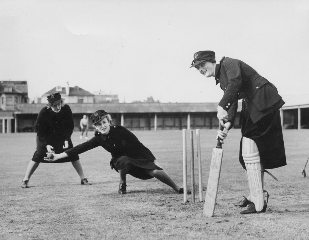 Cricket - World War Two - Lord's
