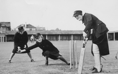 WAR CULTURE – Cricket in WWII
