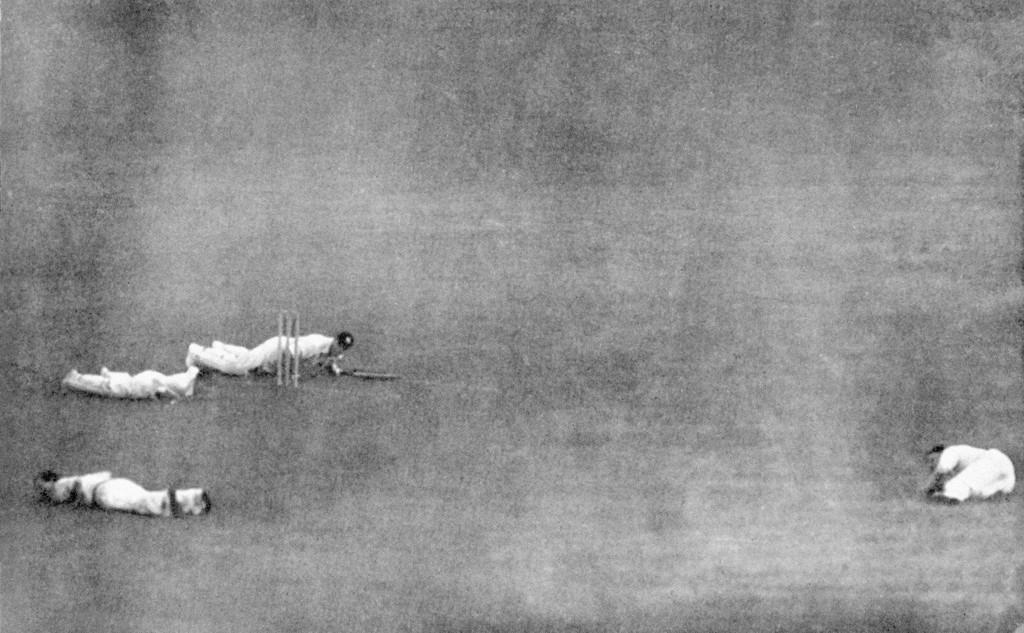 Cricket - Army v RAF - Lord's Cricket Ground - London - 1944