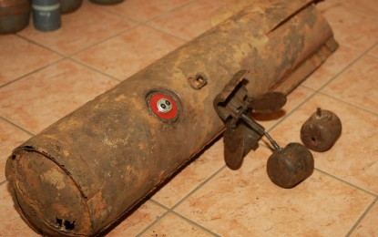 WAR ZONE – Latvian Ordnance
