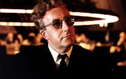 WAR ON FILM – Dr Strangelove