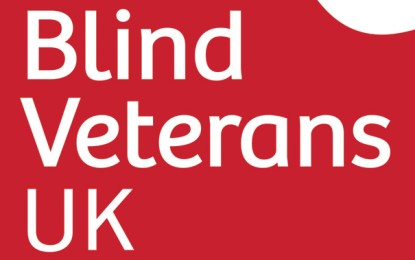Charities: Blind Veterans UK