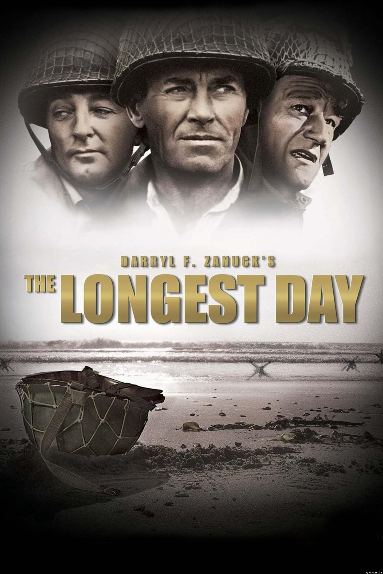 the longest day Paul anka - the longest day lyrics many men came here as soldiers many men will pass this way many men will count the hours as they live the longest day.