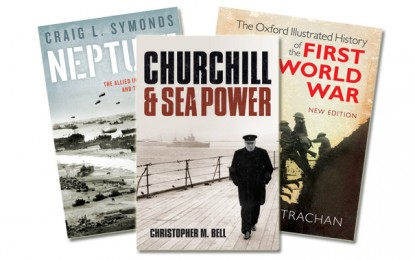 [Competition Closed] Win a selection of war and military history books worth £250