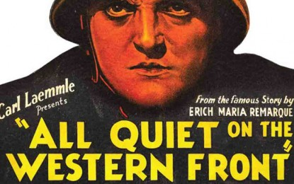 WAR ON FILM – All Quiet on the Western Front
