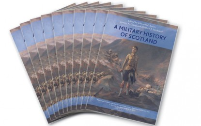 [Competition Closed] MHM Quiz: Win one of TEN copies of 'A Military History of Scotland'