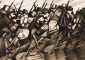 WAR CULTURE – Nevinson's prints