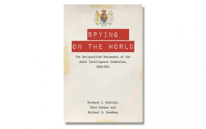 [Competition Closed] Win one of 3 copies of 'Spying on the World'
