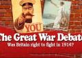 THE GREAT WAR DEBATE 2014