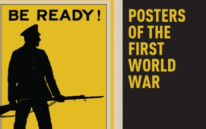 [Competition Closed] Win a copy of 'Posters of the First World War'