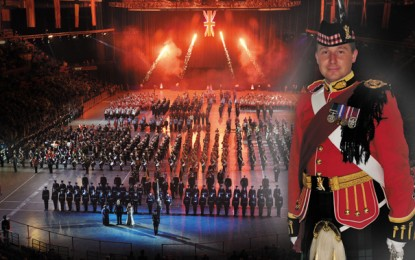 [Competition Closed] Win tickets to Birmingham International Tattoo