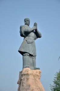 A Shaolin Monk Tries Mixed Martial Arts