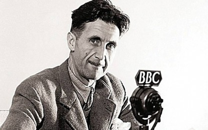 THINKERS AT WAR – George Orwell