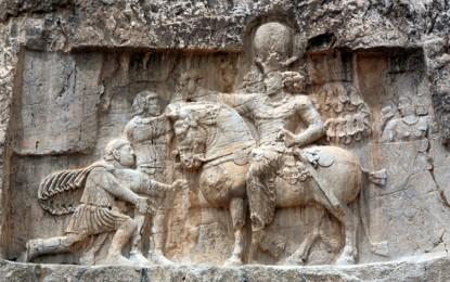 TIMELINE: The Sassanian Empire