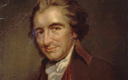 THINKERS AT WAR – Thomas Paine
