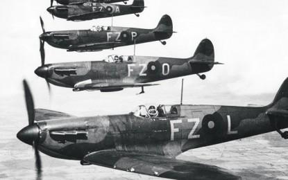 TOP FIVE: Aerial Battles