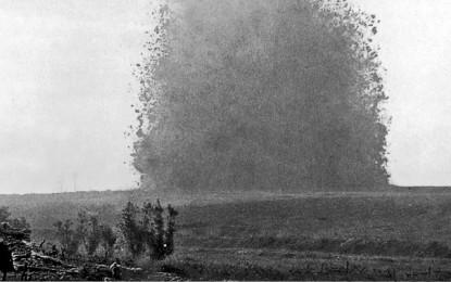 World War I: Hill 60