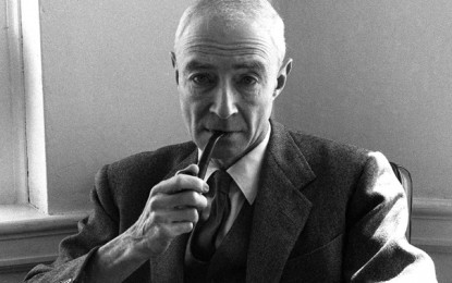 CONFLICT SCIENTISTS – Robert Oppenheimer